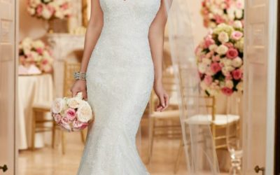 Finding The Perfect Wedding Dress For Your Body Type