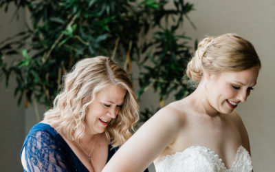 Finally!  I get to be the Mother of the Bride!